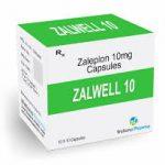 Zaleplon (sonata/zalwell) receptfritt på nätet